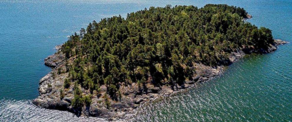 PHOTO: SuperShe island, located off the coast of Finland, is an exclusive destination available only for women.