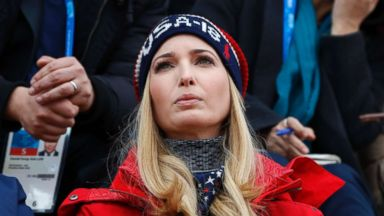 Ivanka Trump's dual roles as senior adviser, first daughter