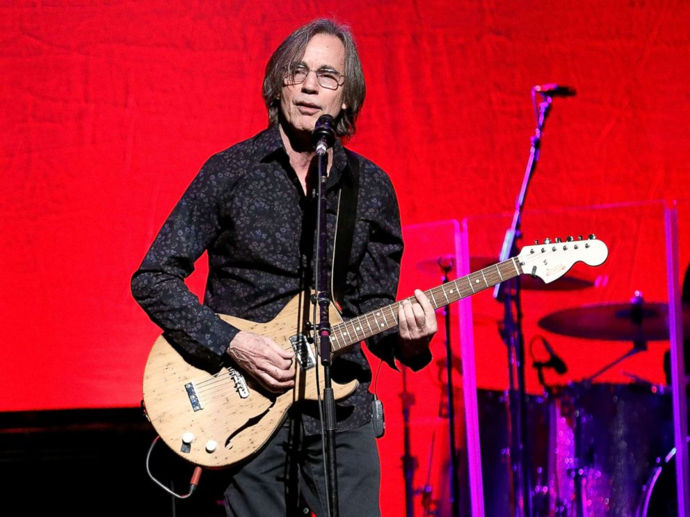 possible threat prompts increased security at jackson browne orlando concert abc news. Black Bedroom Furniture Sets. Home Design Ideas