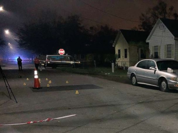 7-year-old killed in crossfire is 5th shot in Jacksonville in 2 weeks