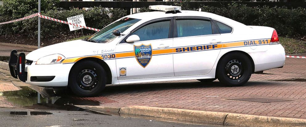 PHOTO: A Jacksonville Sheriffs car is pictured on Aug. 27, 2018, in Jacksonville, Fla., in this file photo.