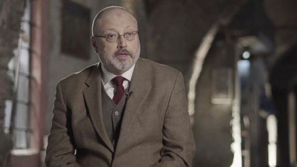 Khashoggi died when he was put in a chokehold to prevent him from calling for help