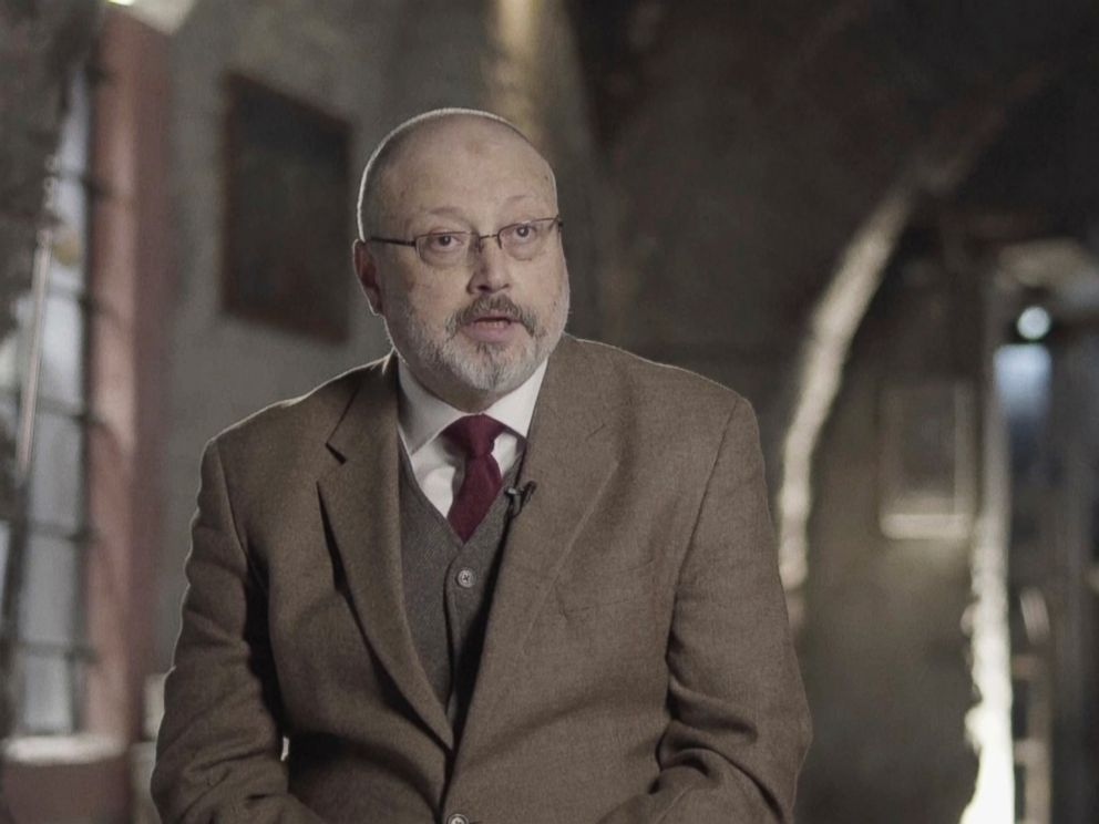 Though Khashoggi didn't suspect he may be in danger, he was still apprehensive