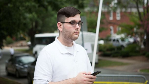 Charlottesville car rammer changes his plea to guilty in federal hate crimes case