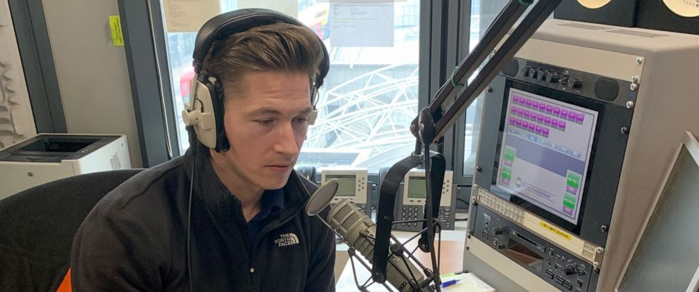 PHOTO: ABC News Foreign Correspondent James Longman says the suicides of his father and grandfather made him question himself while he was growing up.