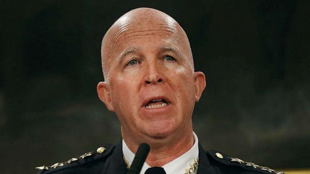 New York City Police Commissioner James O'Neill resigns, de Blasio announces new chief