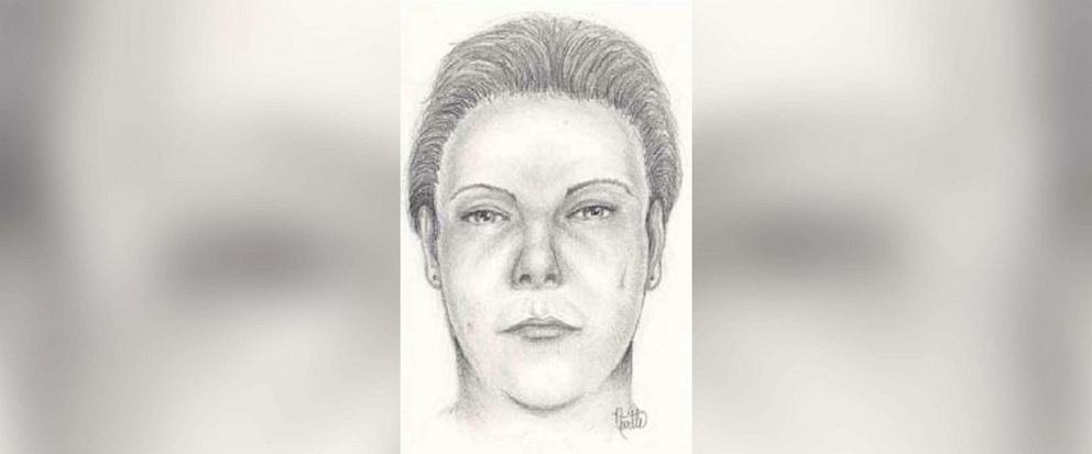"""PHOTO: Authorities are looking to identify a woman nicknamed """"Miss Molly"""" who died in 1986 in Kansas."""