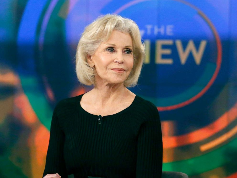 Jane Fonda tells 'The View': 'We are the last generation who can ...