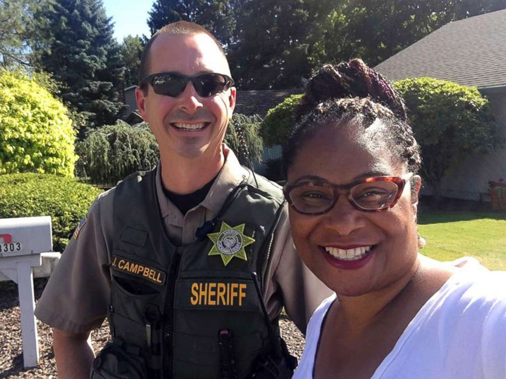 Woman calls cops on black Oregon lawmaker campaigning in her