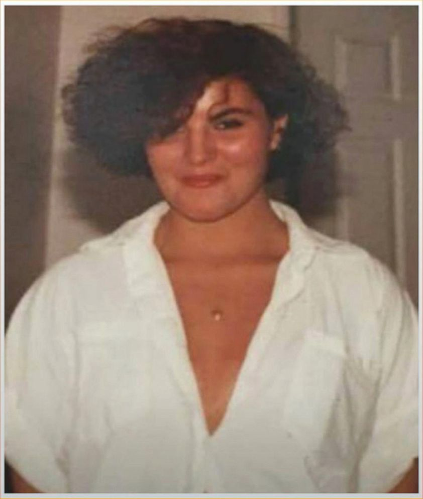 PHOTO: Janelle Cruz, 18, believed to be the final victim of the Golden State Killer, was raped and murdered in 1986 in Irvine, California.