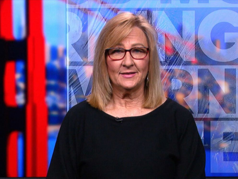 PHOTO: Janice Baker-Kinney appears on Good Morning America, April 27, 2018.