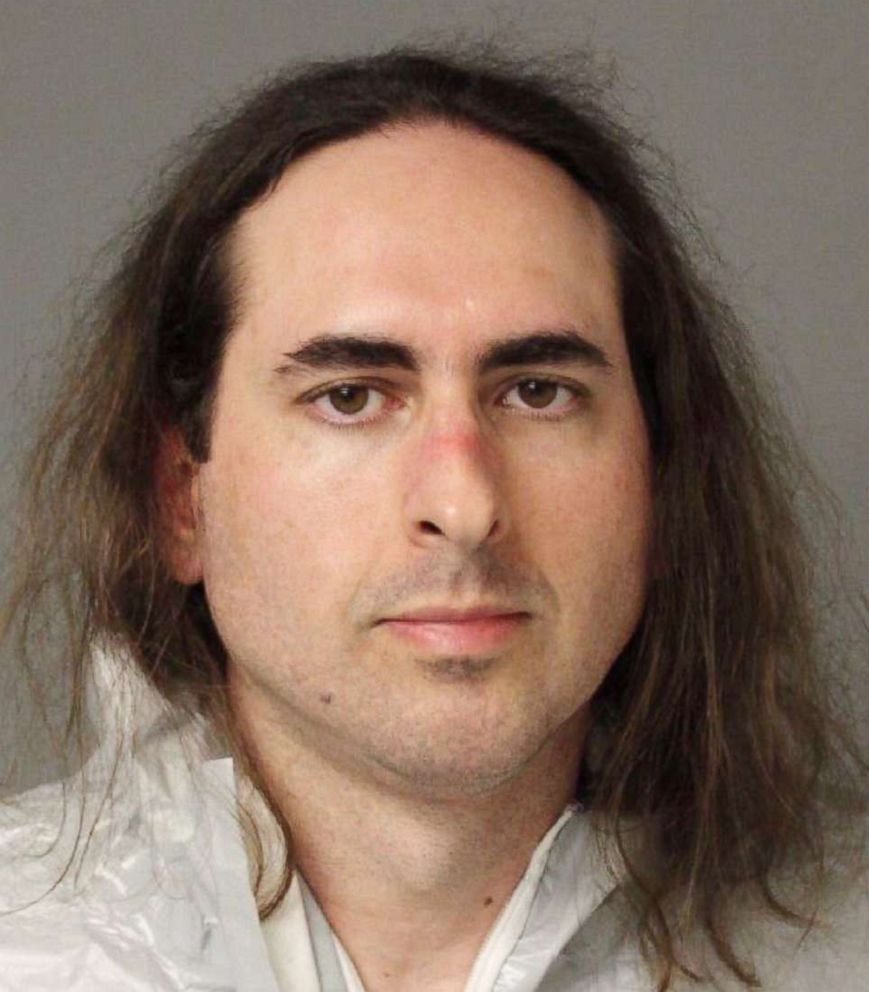 PHOTO: Jarrod Ramos, 38, of Laurel, Maryland, is seen in this undated mug shot.