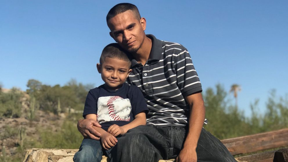 Undocumented dad caring for son with cancer speaks out after avoiding deportation