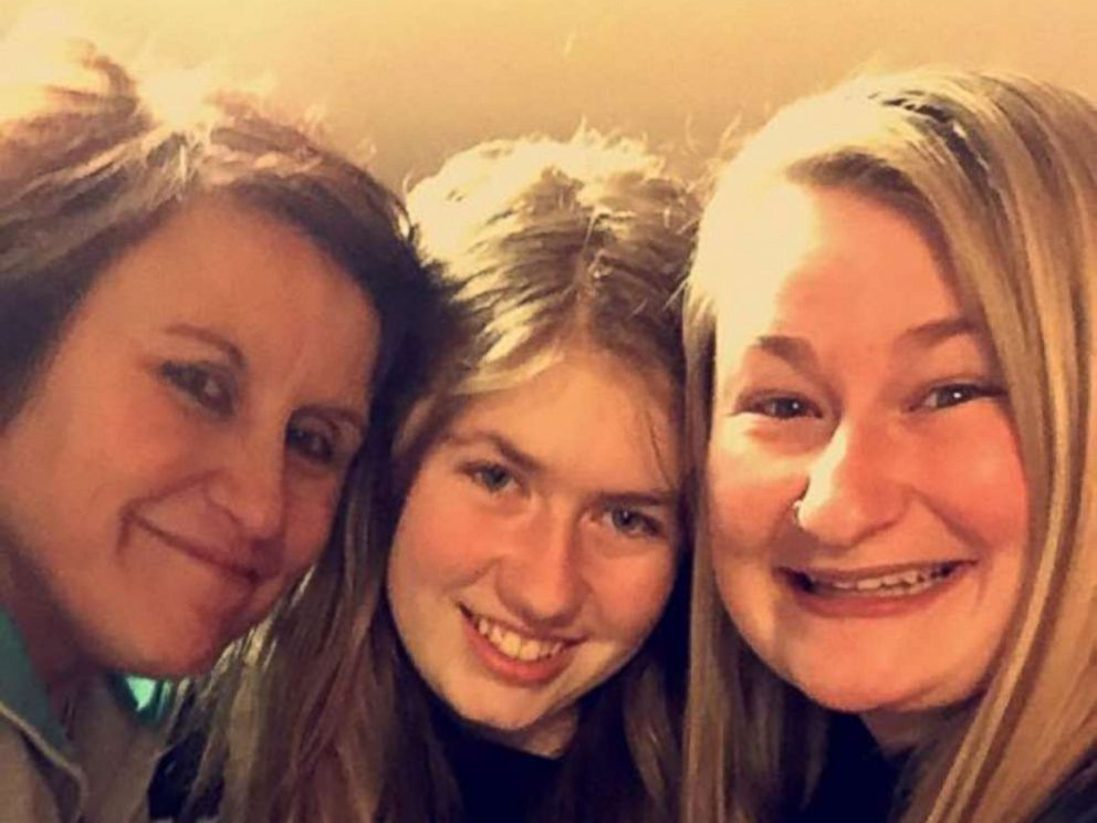 PHOTO: Jennifer Smith, Jayme Closs and Lindsey Smith pose for a picture.