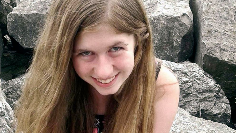 Jayme Closs in an undated photo provided by Barron County, Wis., Sheriff's Department. Closs, a missing teenage girl, could be in danger after two adults were found dead at a home in Barron, Wis., on Oct. 15, 2018.