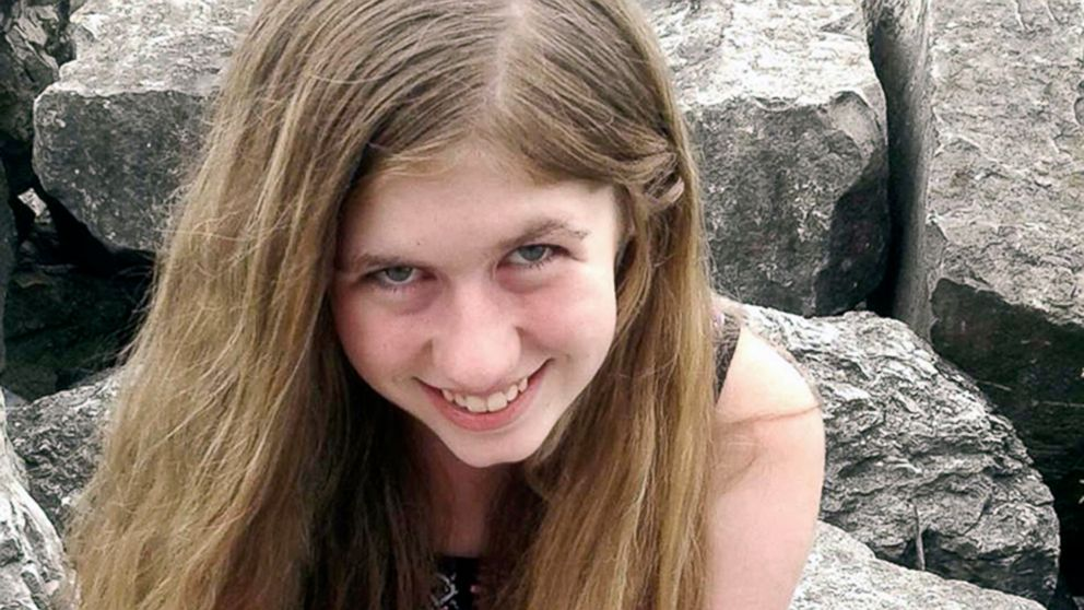 Jayme Closs in an undated photo provided by Barron County, Wis., Sheriff's Department.