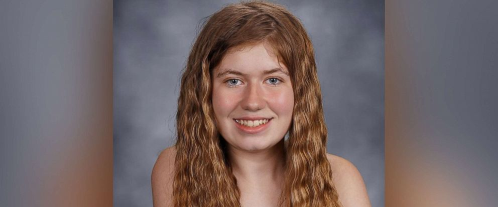 PHOTO: An undated handout photo made available by the FBI shows 13-year-old Jayme Closs, who was reported missing from Barron, Wis., since October 2018.