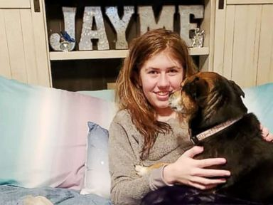 Family members describe moment they discovered Jayme Closs was safe