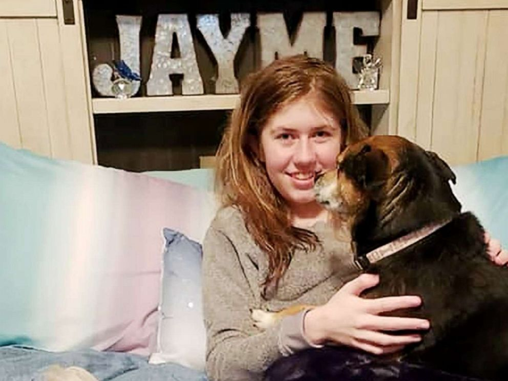PHOTO: Jayme Closs is pictured in this undated photo posted to Facebook.