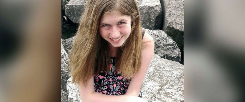 PHOTO: Jayme Closs in an undated photo provided by Barron County, Wis., Sheriffs Department. Closs, a missing teenage girl, could be in danger after two adults were found dead at a home in Barron, Wis., on Oct. 15, 2018.