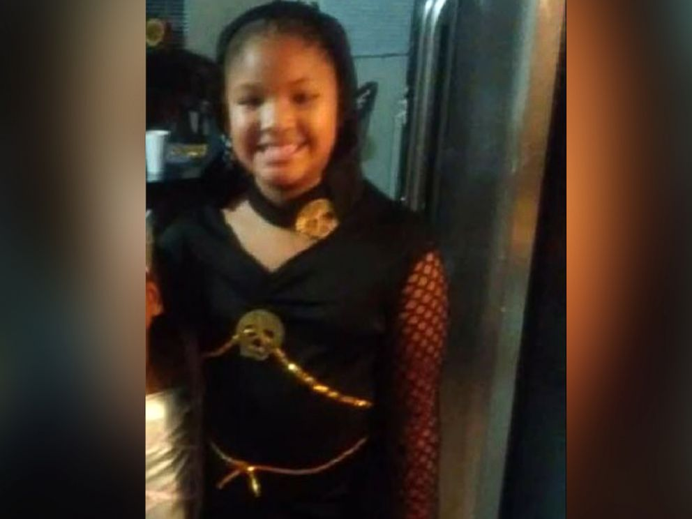 PHOTO: Jazmine Barnes, 7, was shot and killed while sitting in a car in Harris County, Texas, on Dec. 30, 2018. Authorities released this photo in hopes of finding her killer.