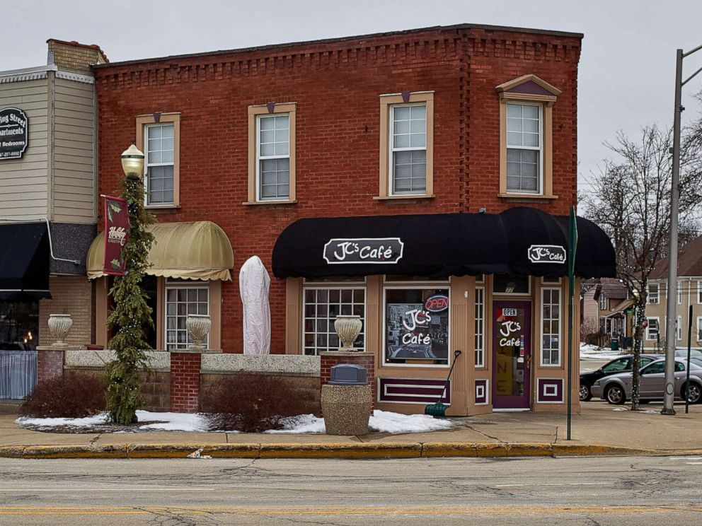 PHOTO: JCs Cafe in Cary, Ill., is pictured in an undated image.
