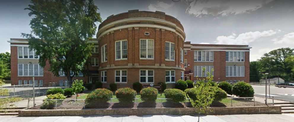 PHOTO: J.E.B Stuart elementary school in Richmond, V.a., is pictured in a Google Street View image dated 2014.