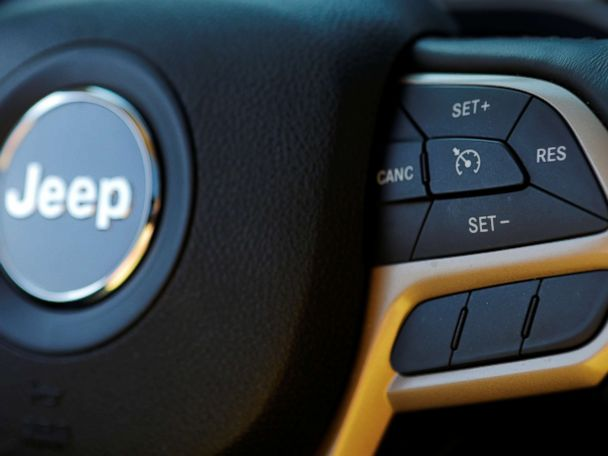 Fiat Chrysler issues urgent cruise control warning for 4.8 million US vehicles