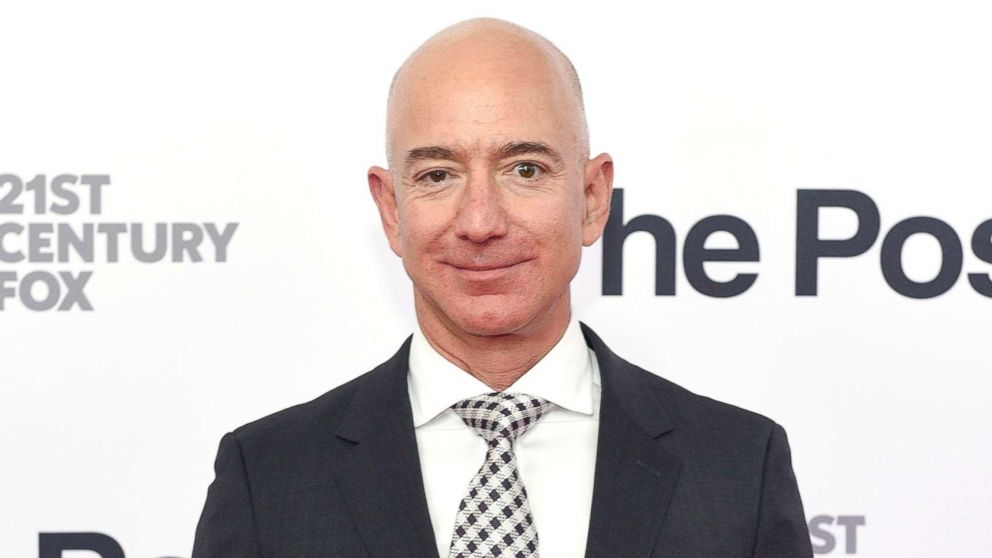 National Enquirer's parent company says it will investigate allegations of extortion made by Amazon CEO Jeff Bezos thumbnail