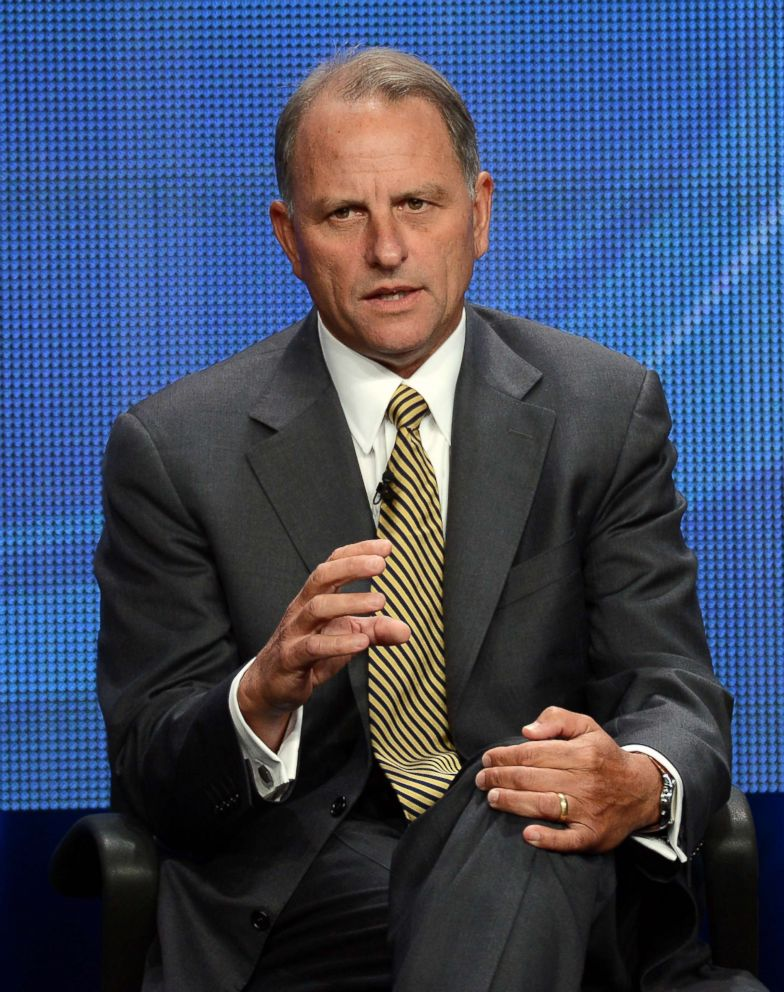 PHOTO: CBS News chairman and 60 Minutes executive producer Jeff Fager speaks at the discussion panel during the 2012 Summer Television Critics Association tour on July 29, 2012 in Los Angeles.