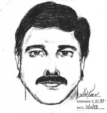 PHOTO:A composite sketch of a 1993 sexual assault suspect in Newark, Delaware.