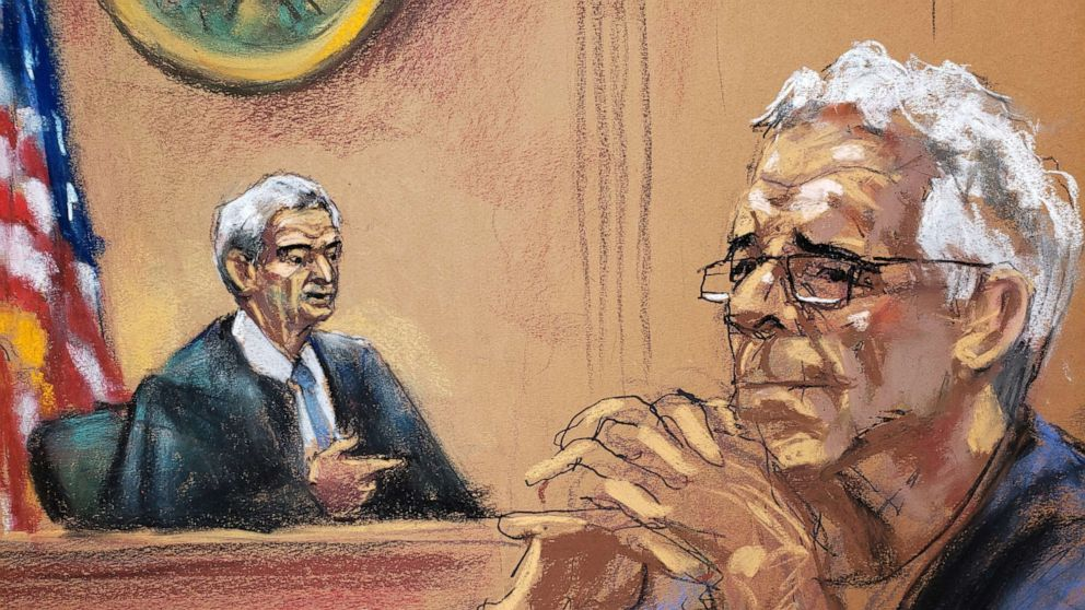 Jeffrey Epstein's sex-trafficking trial tentatively scheduled for next year thumbnail
