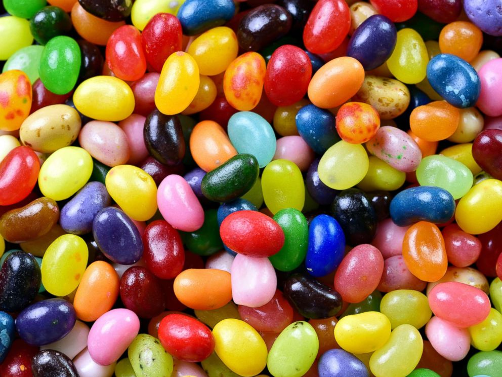 PHOTO: Jelly beans are pictured in this undated stock photo.
