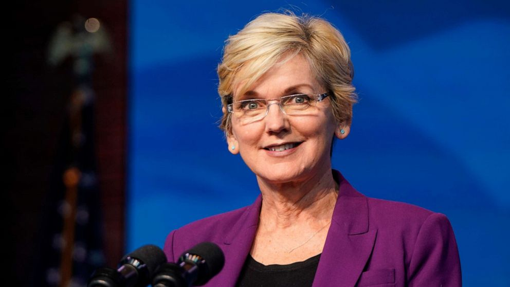 Biden energy secretary nominee Jennifer Granholm has millions in energy investments, per new filing