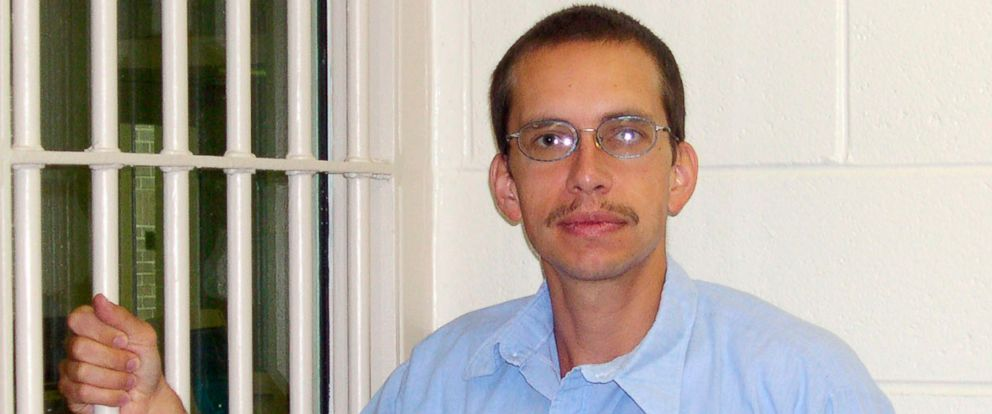 PHOTO: Jens Soering at Brunswick Correctional Center in Brunswick County, Va., July 2003.