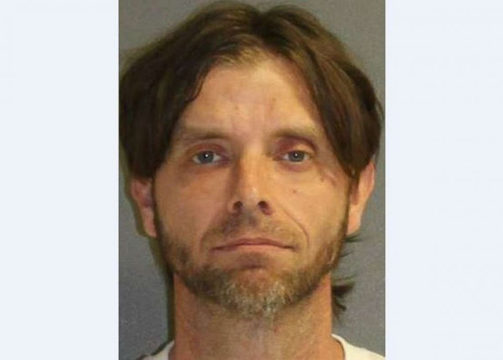 Jeremy Floyd, 39, was arrested by DeLand, Florida, police after he allegedly held his girlfriend captive in her home.