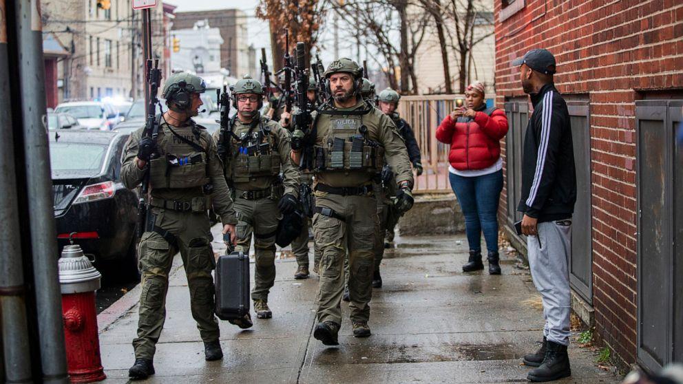 Officer, 3 civilians dead after massive gun battle breaks out in New Jersey