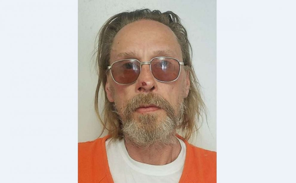 Jesper Joergensen, 52, has been charged with arson for starting the Spring fire in southern Colorado.