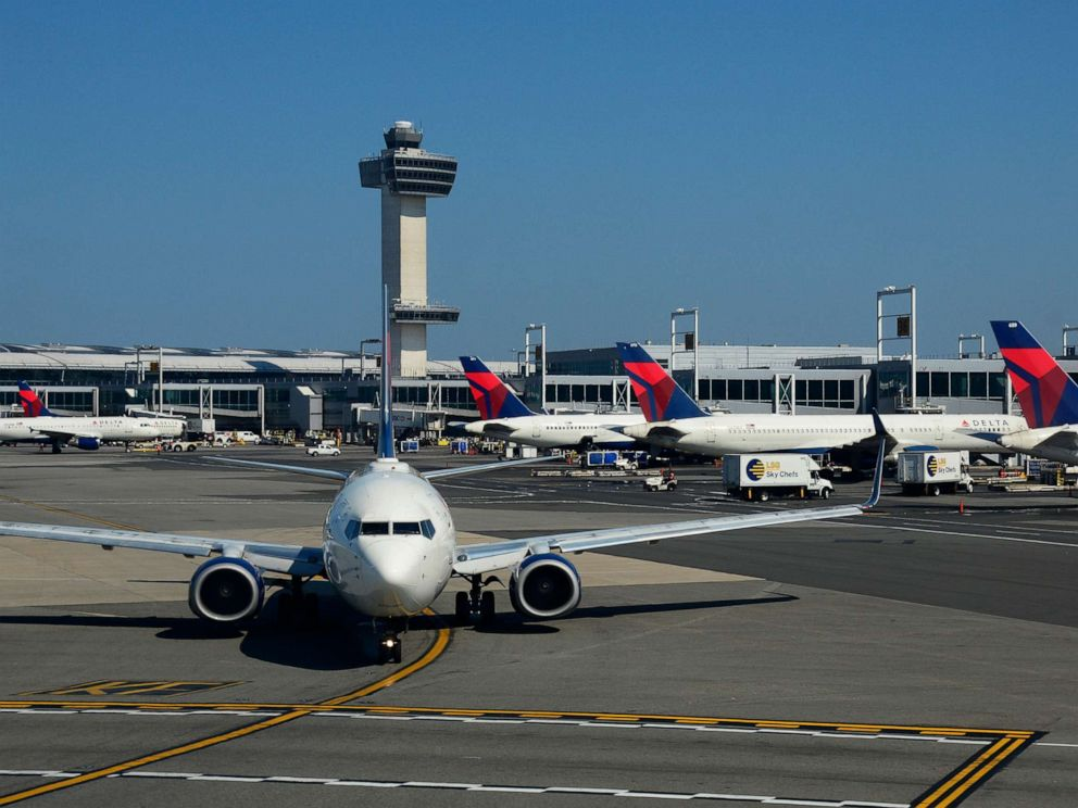 Bronx man arrested at JFK airport on terrorism charges