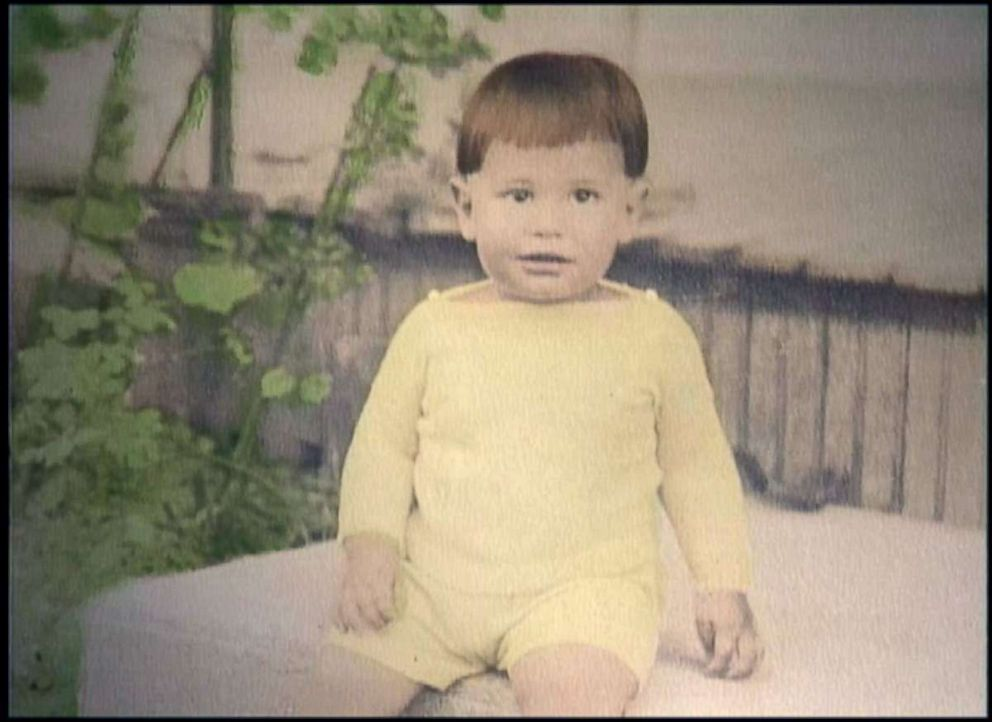 PHOTO: Peoples Temple leader Jim Jones is pictured as a young child in this undated photo.