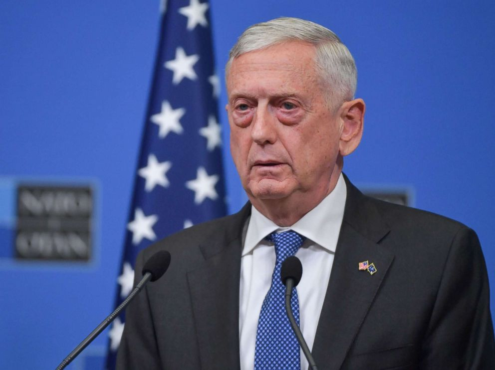 Trump Gives Jim Mattis Authority to Broaden Troop Border Activities