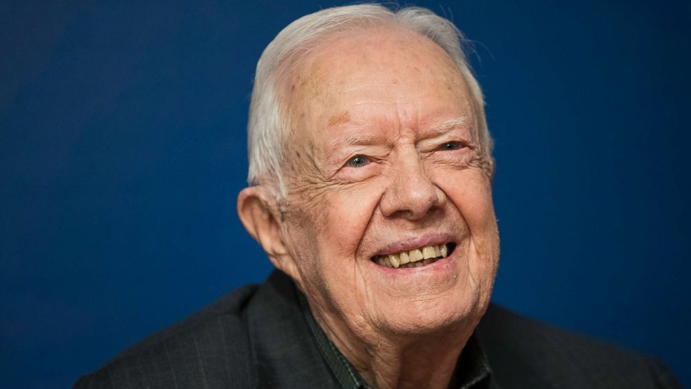 Jimmy Carter is now the president who has lived the longest in US history