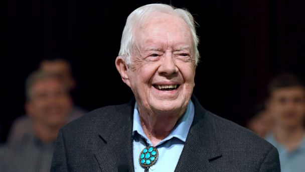 Former President Jimmy Carter undergoes surgery after breaking hip