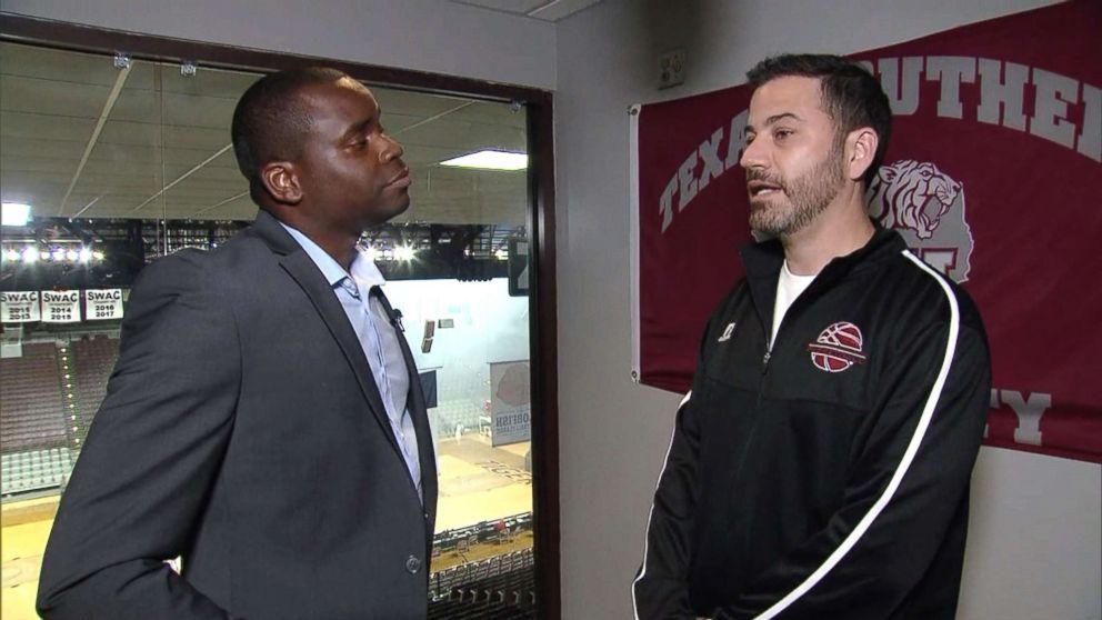 Sen. Cruz, Jimmy Kimmel to face off in Houston basketball match-up