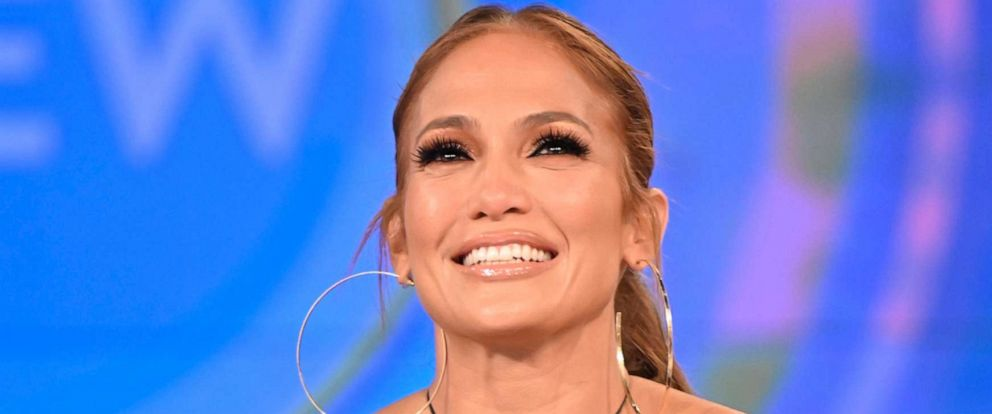 """PHOTO: Jennifer Lopez appears on """"The View, """" Sept. 12, 2019."""
