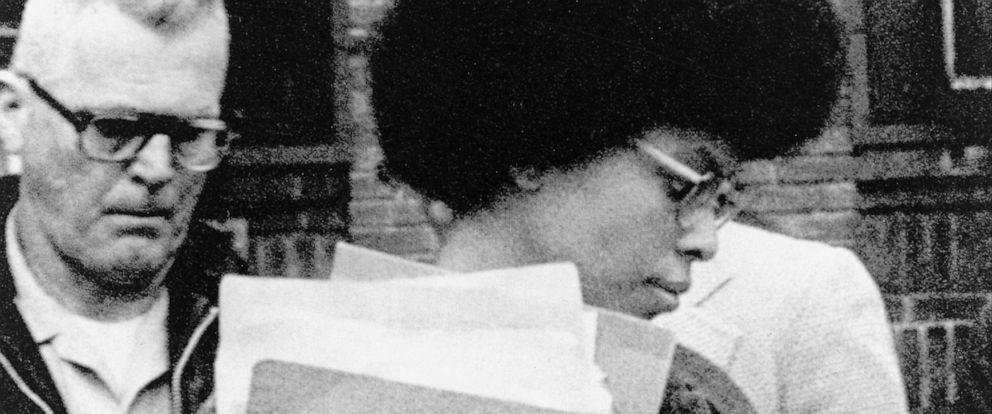 Assata Shakur, convicted of killing a police officer, still