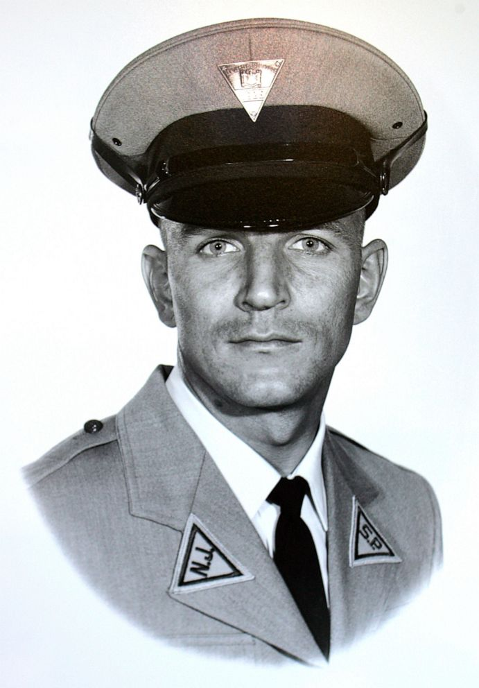 PHOTO:New Jersey State Trooper Werner Foerster, who was killed during a stop on the New Jersey Turnpike in 1973. Sundiata Acoli then known as Clark Edward Squire and Joanne Chesimard were convicted of the murder.