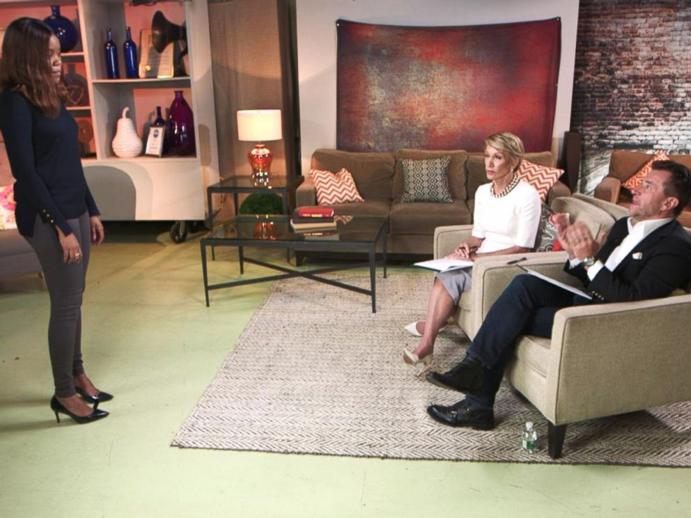 PHOTO: Shark Tank stars Barbara Corcoran and Robert Herjavec share their top tips on how to ask for a promotion with Good Morning America.