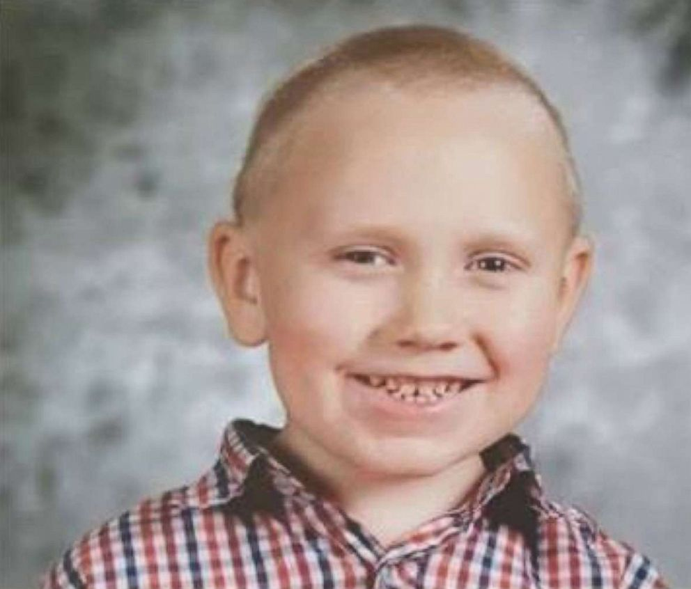 Father of missing 5-year-old boy charged with criminal homicide