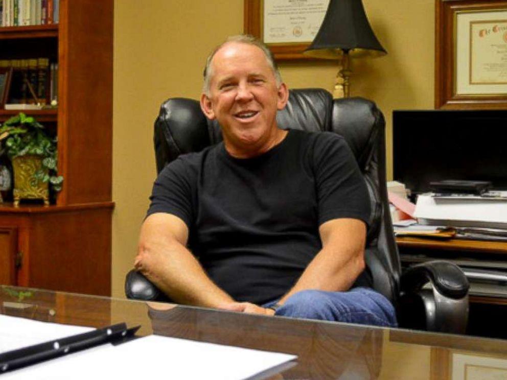 PHOTO: Rev. Joe Worley, pastor of First Baptist Church of Groves